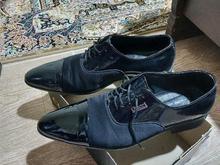 کفش مردانه ورنی در شیپور