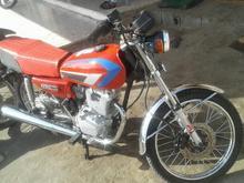 موتورسیکلت 200CDI زنجیری در شیپور