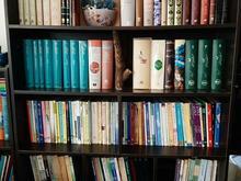 خریدار کتاب و مجله غیر درسی کتابخانه در شیپور