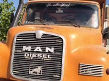 کامیون مان عراقی در شیپور