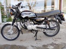 موتور سیکلت بوکسر125 در شیپور
