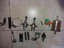 لامپ مدل H4 u37r دسته دوم سالم بعلاوه فیلتر بنزین پلاتین.. در شیپور