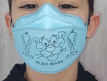 ماسک سه 3 بعدی کودک خرید بدون واسطه در شیپور