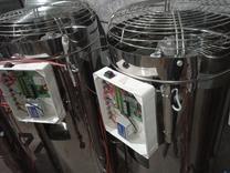 جت هیتر سری FG100 دوگانه سوز هوشمند البرز تهویه در شیپور