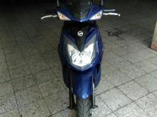موتورسیکلت اتومات اس وای ام در شیپور
