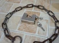 قفل و زنجیر در شیپور-عکس کوچک