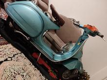 وسپا 1980چرخ کوچیک در شیپور