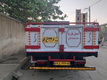 خاور فاو بی رنگ موتور پلمپ تودوزی در شیپور