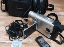 دوربین فیلمبرداری با تمام وسایل پاناسونیک ژاپن در شیپور-عکس کوچک