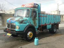 کامیون بنز911 در شیپور