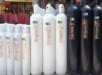 گاز اکسیژن ازت آرگون هلیوم co2،شارژ طبی،صنعتی و آزمایشگاهی در شیپور-عکس کوچک