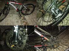 دوچرخه حرفه ای اورلورد برای فروش یا معاوضه با پاکشتی سالم در شیپور