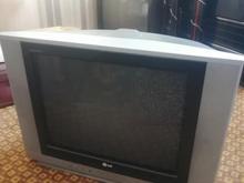 تلویزیون 21 اینچ ال جی صفحه تخت در شیپور