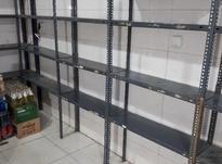 قفسه فروشگاه دیواری ویترین ومیزام دی اف در شیپور-عکس کوچک