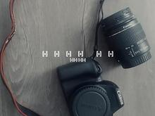 دوربین عکاسی CANON 250d با لنز 18:55 در شیپور