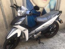 موتورسیکلت طرح ویو در شیپور