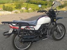موتور سیکلت همتاز در شیپور