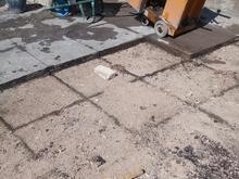 برش اسفالت وبتن و نصب ایزوگام در شیپور