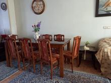 میز و صندلی نهارخوری 8 نفره در شیپور