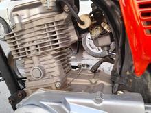 موتور تندیس مدل95 مدارک کامل بیمه ندارد در شیپور