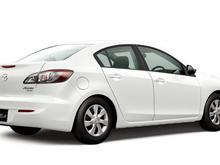 اجاره خودرو مزدا3 جدیدبا راننده در شیپور