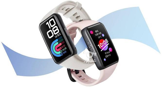 ساعت هوشمند هانر بند 6 (Honor Band 6 NFC ) در گروه خرید و فروش موبایل، تبلت و لوازم در خراسان رضوی در شیپور-عکس1