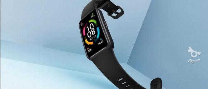 ساعت هوشمند هانر بند 6 (Honor Band 6 NFC ) در گروه خرید و فروش موبایل، تبلت و لوازم در خراسان رضوی در شیپور-عکس2