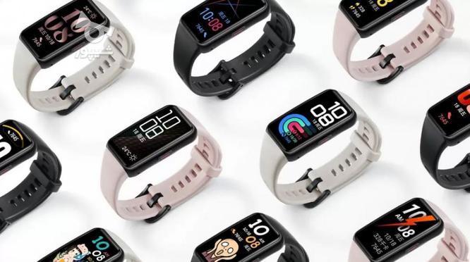 ساعت هوشمند هانر بند 6 (Honor Band 6 NFC ) در گروه خرید و فروش موبایل، تبلت و لوازم در خراسان رضوی در شیپور-عکس3