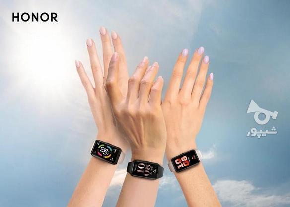 ساعت هوشمند هانر بند 6 (Honor Band 6 NFC ) در گروه خرید و فروش موبایل، تبلت و لوازم در خراسان رضوی در شیپور-عکس6