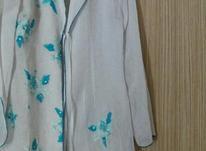 رویی نازک سفید در شیپور-عکس کوچک