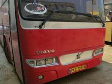 اتوبوس بی 7 قرمز رنگ3 دانگ فروش در شیپور