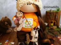 عروسک روسی تم پاییزی در شیپور-عکس کوچک