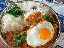 غذای خانگی بانو در شیپور