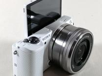 دوربین عکاسی و فیلمبرداری بدون آینه سونی آلفا 5000 در شیپور