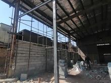 داربست وکفراژ پاکدشت در شیپور