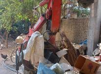 جرثقیل پشت تراکتوری 3تن در شیپور-عکس کوچک