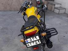 موتور ولگا شگاری 150سی سی در حد صفر در شیپور