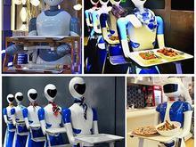 اجرا و راه اندازی رستوران رباتیک در شیپور