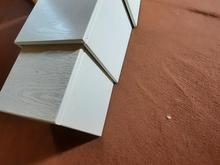 سه عدد عسلی سفید ، با 5 تکه شلف دیواری در شیپور