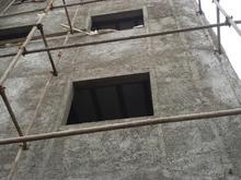 انجام سیمان کاری داخل ونمای ساختمان در شیپور