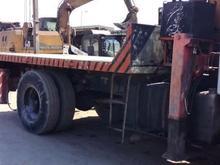 راننده جرثقیل در شیپور