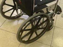ویلچر اورسایز برای افراد سنگین وزن اکبند مغازه در شیپور