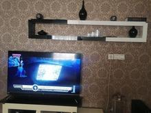 میز تلویزیون به همراه باکس وسه عدد گلدان کار شرکتی در شیپور