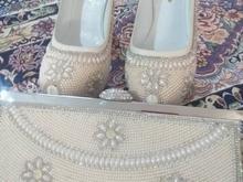 ست کیف و کفش مجلسی سایز 40 در شیپور