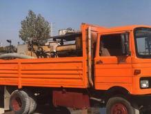 راننده خاور برای پمپ بتن در شیپور