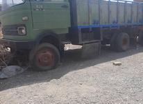 فروش بنز خاور باری مدل 72،مدارک کامل و به نام در شیپور-عکس کوچک