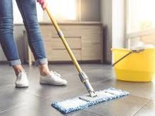 پاکسازی منزل ویلا راه پله و محیط کار نماشویی شرکت *صبا* در شیپور