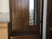 جاکفشی جالباسی آینه قدی چوبی در شیپور