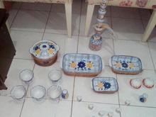 یک سرویس اشپزخانه از جنس سرامیک در شیپور