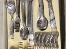 سرویس 154 پارچه قاشق و چنگال kind در شیپور